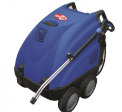 DEN-SIN Blueline high pressure jet washers